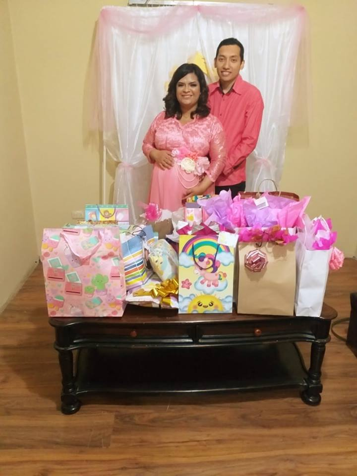 """Baby shower"" en honor de Cecilia Arellano"