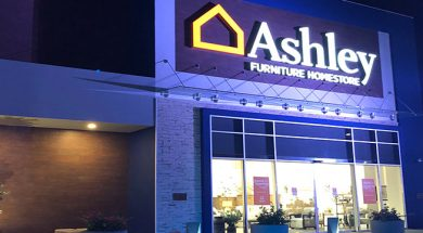 Anuncian apertura de Ashley HomeStore