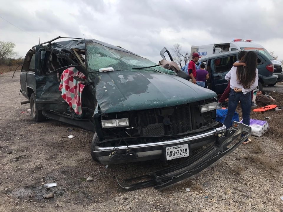 Era de Texas mujer que falleció en accidente